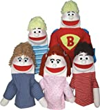 Get Ready 502 No Bullies Needed Puppet Set by Get Ready
