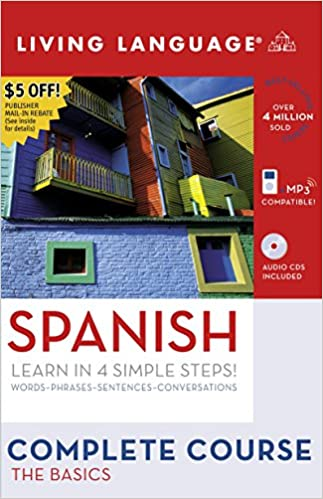 Complete Spanish: The Basics (Book and CD Set): Includes Coursebook