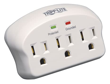 The 8 best tripp lite 3 outlet portable surge protector power strip