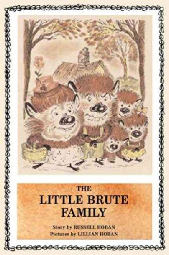 Read Online The Little Brute Family (Sunburst Books) ebook