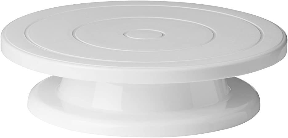 10cm Lazy Susan Kitchen Rotating Icing Cake decorating Turntable Display  Stand