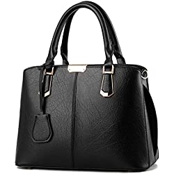 COCIFER Women Top Handle Satchel Handbags Tote Purses Shoulder Bag