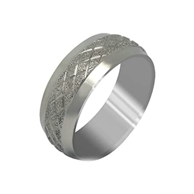 Blisfille Anillos Mujer Plata Ajustables Anillo Compromiso ...