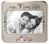 Malden International Designs Serendipity Metals Mom Picture Frame, 4 by 6-Inch