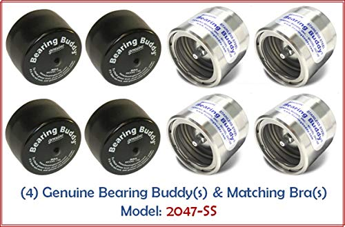 Bearing Buddy Stainless Steel (2.047