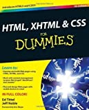 HTML, XHTML and CSS For Dummies (For Dummies (Computers)) by Tittel, Ed, Noble, Jeff 7th (seventh) Edition (2011)