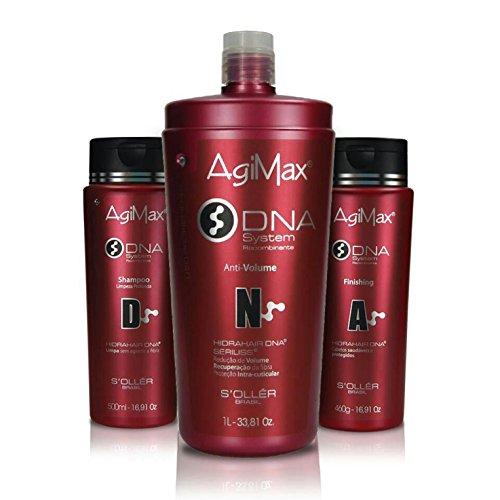 Agi Max - DNA System Kit 3 Steps