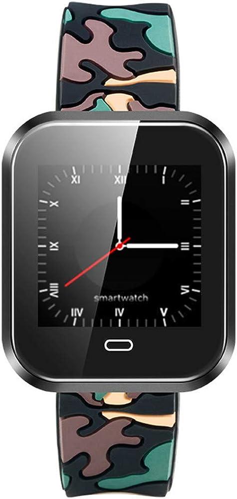 Longra ☂☂☛☛ Ritmo cardíaco Actividad Contador de Pasos Reloj ...