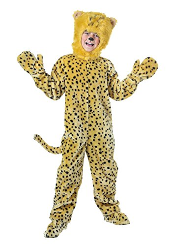 Fun Costumes Cheetah Costume Medium - Halloween Costumes Cheetah