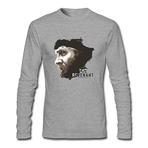STROFA Men's The Revenant Tom Hardy Long Sleeve T Shirt