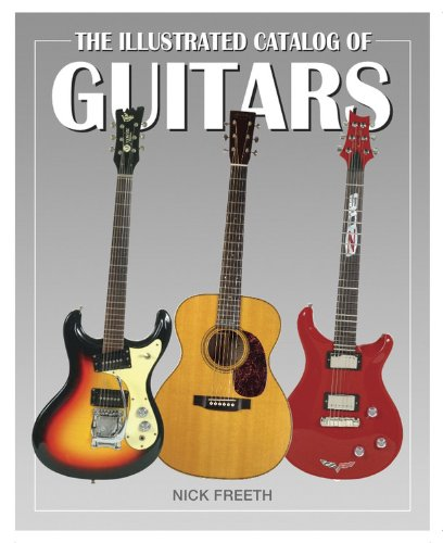 The Illustrated Catalog of Guitars (Illustrated Catalog of series) from Brand: Chartwell Books, Inc.