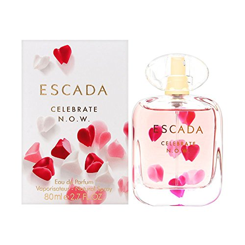 (Escàda Celebrate NOW (The Nature Of Women) Eau De Parfum Spray 2.7 oz/80 ml Brand New Item )