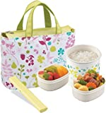 Zojirushi SZ-FC03WB Mini Bento Stainless Lunch Jar