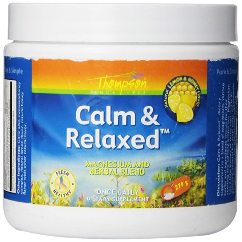 Thompson Calm and Relaxed, 270-Gram