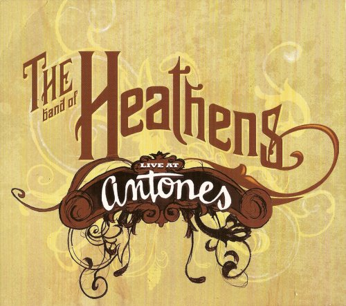 Live At Antones (CD + DVD) by BOH RECORDS