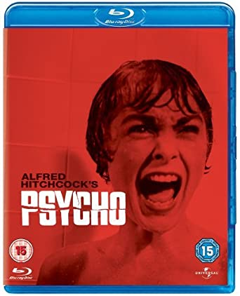Image result for psycho blu ray