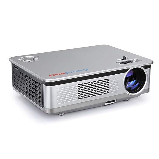 ZXGHS Video Proyector, Proyector De Alta Definición / 1280 ...