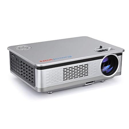 ZXGHS Video Proyector, Proyector De Alta Definición / 1280 * 768P ...