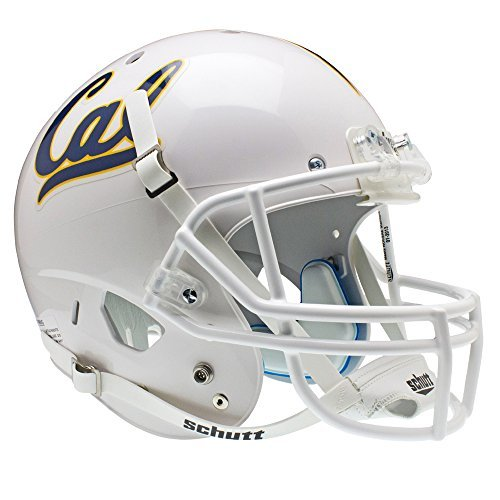 CAL GOLDEN BEARS NCAA REPLICA AIR XP FULL SIZE HELMET (ALTERNATE 1) by Schutt by Schutt