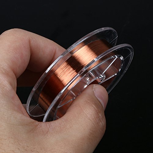 Alloet New FX-8 150M Gold Molybdenum Wire 0.02mm LCD Cutting Glass Separation line for Smart - Glass Gold Wire