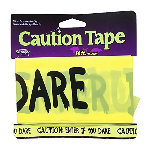 (Fun World Caution Tape - Caution - Enter if You)