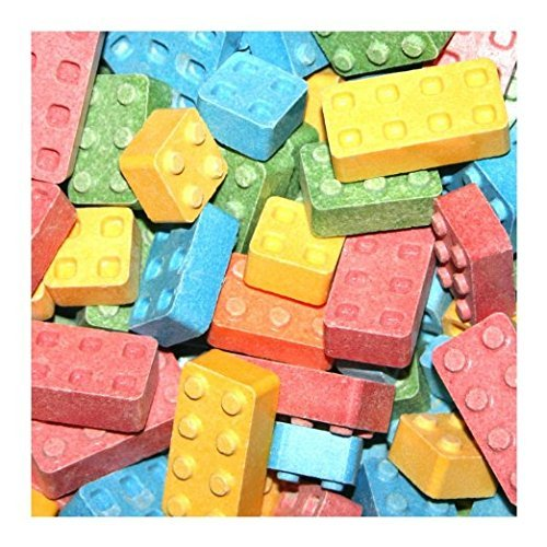 Concord Confections, Candy Blox, 11 Pound Bag