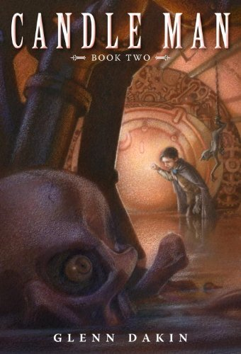 Candle Man, Book Two: The Society of Dread ebook