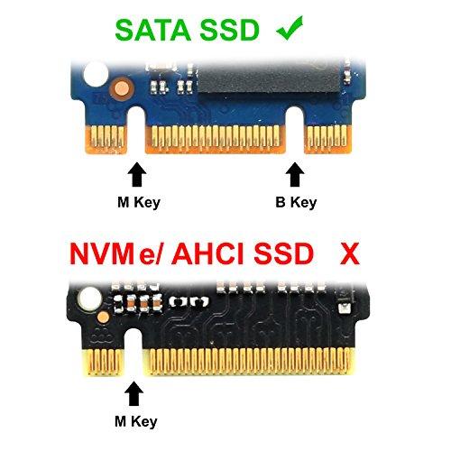 Syba 2.5-inch SATA to mSATA SSD Adapter, Use as External USB 2.0 Storage Device (SD-ADA40077) by Syba (Image #1)