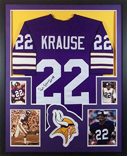 Krause Jerseys Jerseys Paul Krause Paul Paul Krause Jerseys Paul