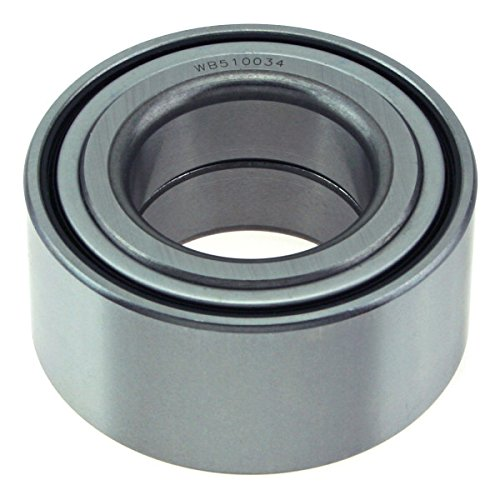 Dodge Stealth Wheel Bearing - WJB WB510034 WB510034-Front Wheel Bearing-Cross Reference: National Timken 510034 / SKF FW70