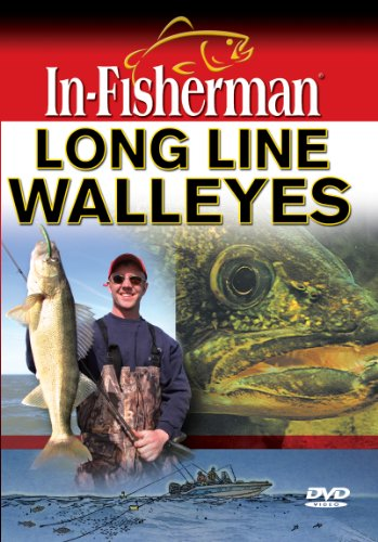 In-Fisherman Long Line Walleyes DVD