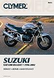 Suzuki Gsf 1200 Bandit, 1996-2002, Clymer Publications Staff and Penton Staff, 0892878002