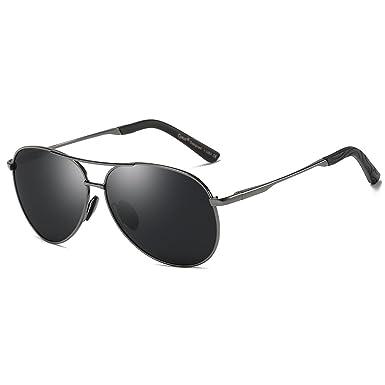 Cyxus Polarisierte Sonnenbrille Fahrradbrille mit UV400 Schutz für Herren Autofahren Laufen Radfahren Angeln Golf