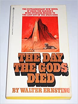 Image result for the day the gods died ernsting