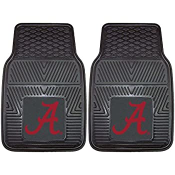 Amazon Com Fanmats Ncaa University Of Alabama Crimson