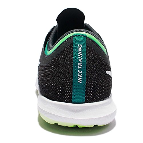 flod Hvid 831579 Krikand 301 Hyper Nike Turq Antracit Blå Womens Sneakers AXxA061nW