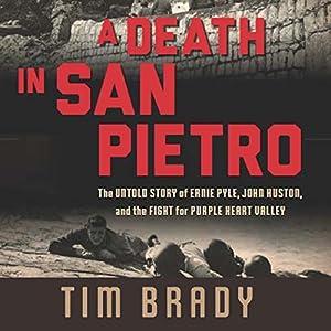 A Death in San Pietro Audiobook