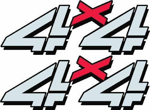 4x4 Truck Decals - 9