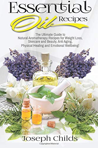 Essential Oil Recipes Aromatherapy Emotional product image