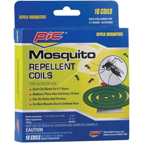 pic mosquito repellent coils - 3
