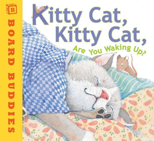 Kitty Cat, Kitty Cat, Are You Waking Up? (Broad Buddies) by Amazon Childrens Publishing