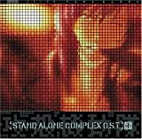 GHOST IN THE SHELL Anime SOUNDTRACK Stand Alone Complex Vol 1-2-3 CD 3discs
