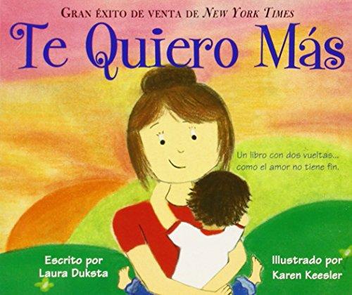Te Quiero Más (Spanish Edition)