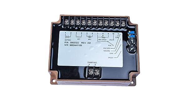 Speed Controller Control Governor 3098693 for Cummins Engine KTA19
