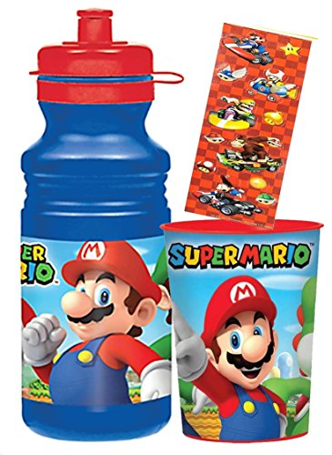 Nintendo Sticker Sheet - 9