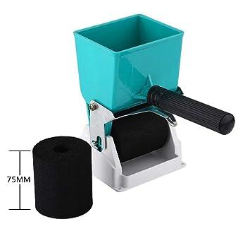 D&F Rodillo aplicador de Pegamento portátil Adecuado para Pegamento de PVC, látex, Pegamento para