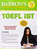 img - for Barron's TOEFL iBT, 14th Edition book / textbook / text book