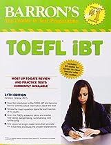 [R.E.A.D] Barron's TOEFL iBT, 14th Edition [W.O.R.D]