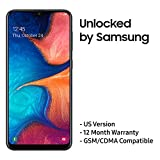 Samsung Galaxy A20 US Version Factory Unlocked Cell...