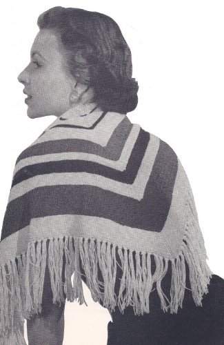 Amazon com: Vintage Knitting PATTERN to make - Knitted